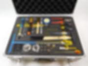 Werkzeugeinlage / Shadowboard für Werkzeugkoffer