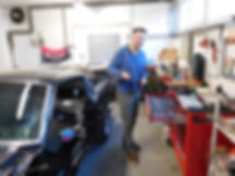Shadowboards Werkstattwagen Snap On BWerkzeugeinlagen