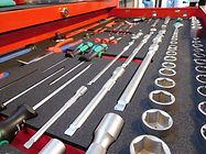 Schaumeinlagen für Werkzeuge von CaseFoam