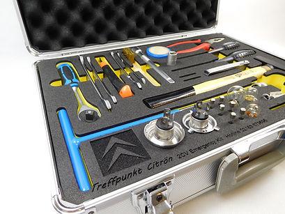 Werkzeugeinlage für Werkzeugkoffer