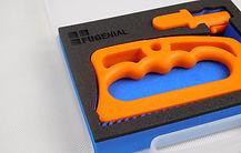 Werkzeugkoffer für Citroen Ente von CaseFoam