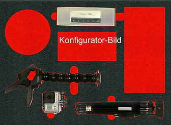 Schaumkonfigurator