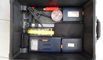 Montagekoffer ohne Shadowboards