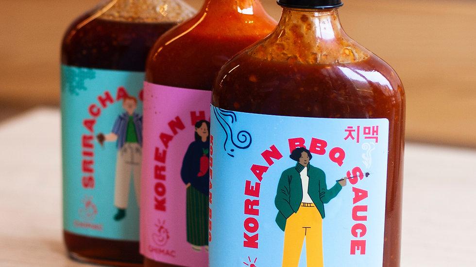 Chimac 350ml Sauce (Single Bottle)