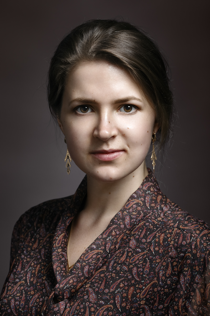 Екатерина. Портрет в терракотовом