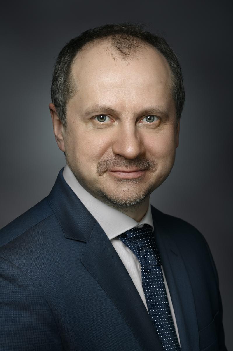 Николай. Портрет с галстуком