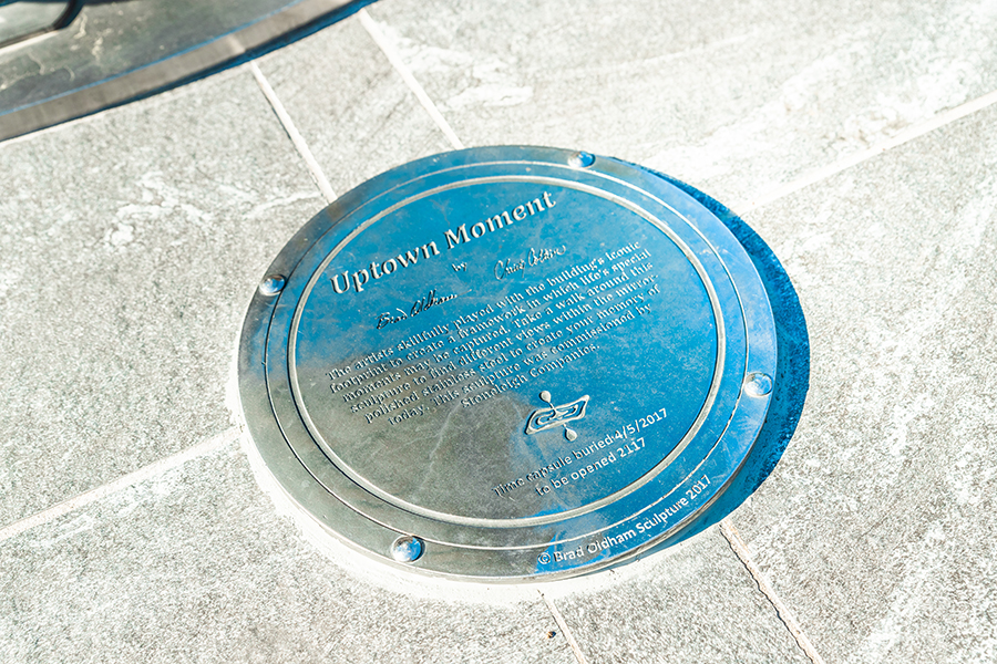 UptownMoment_Plaque