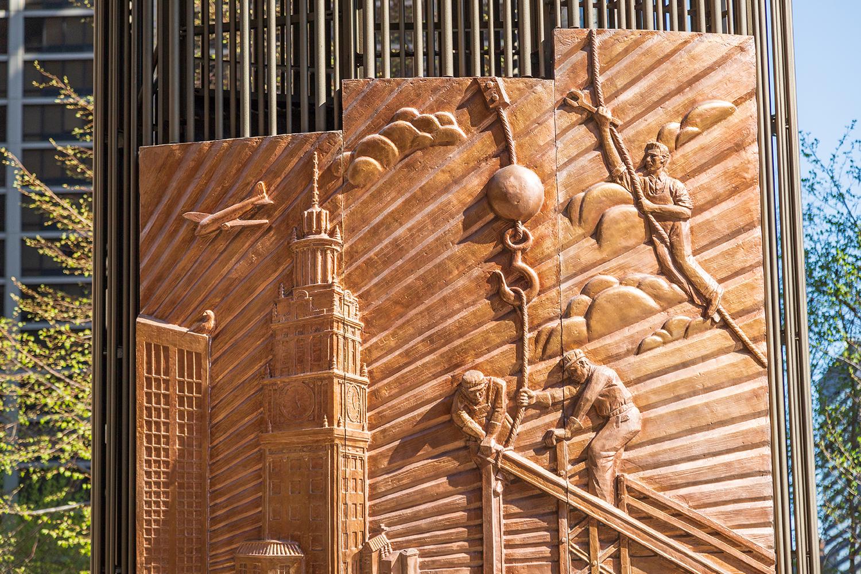 Chicago Works Wrigley Building