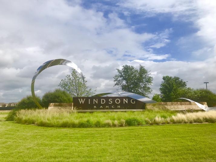 Windsong Signage