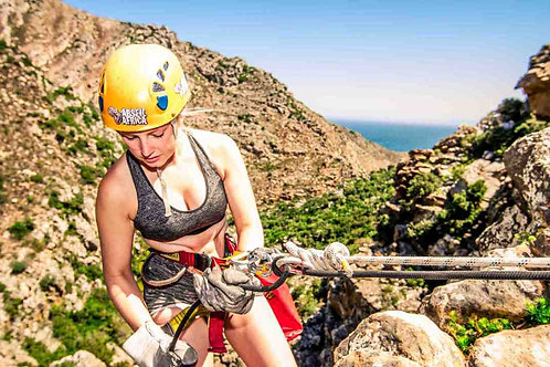 Canyoning Kamikaze with breakfast, lunch, diner and transport