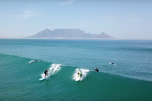 Surfing in Table View