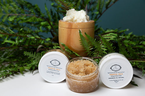 Tropical Vaca Brown Sugar Body Scrub