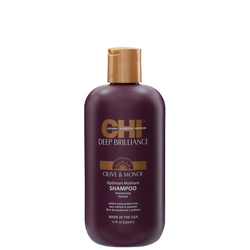 CHI Deep Brillance Optimum Moisture Shampoo
