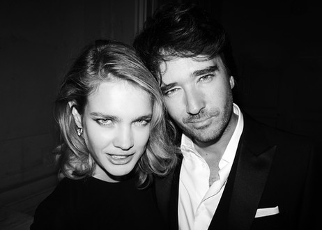 Natalia Vodianova and Antoine Arnault #1