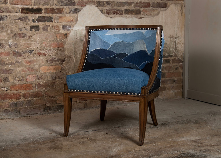 Blue Ridge Chair Collection - Regency Side Chair