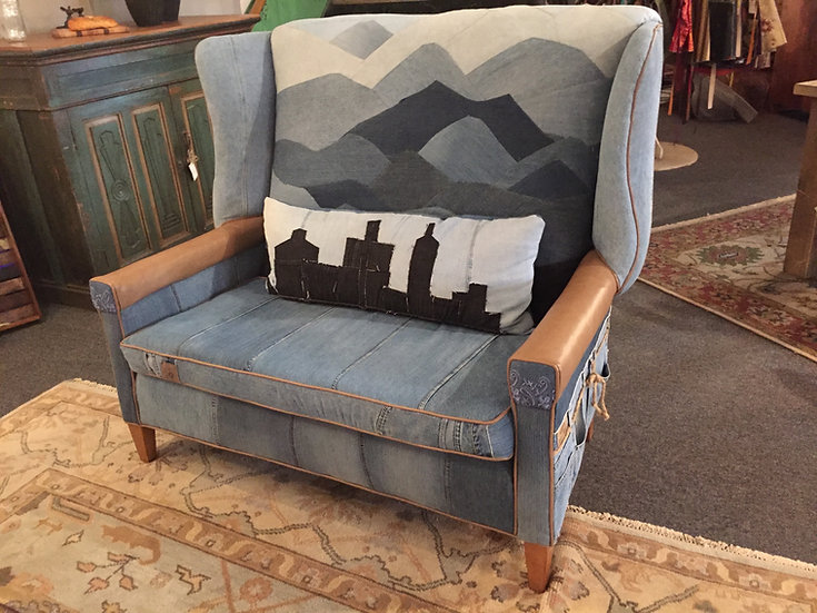 Blue Ridge Chair Collection - Loveseat