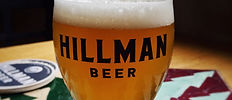 Hillman Beer Craft Brew list