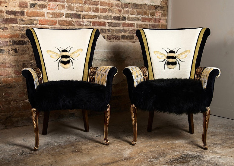 Queen Bee Throne