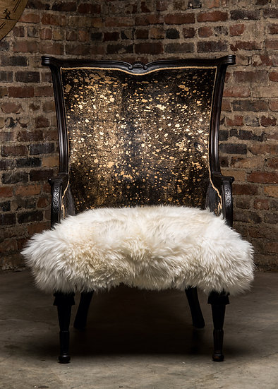 Asheville Glam Chair