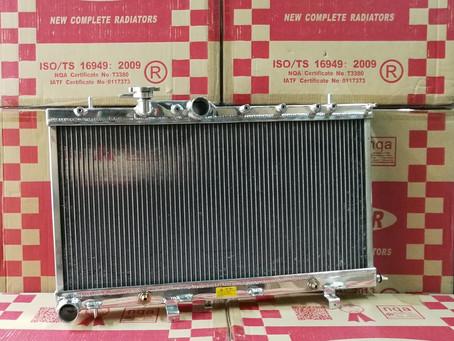 富士SUBARU Impreza WRX GDB 7代 8代 9代 全銻水箱現價發售 Tel:23344003