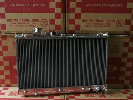 豐田TOYOTA Celica ST200 ST202 ST203 ST205 全銻水箱現價發售 Tel: 23344003
