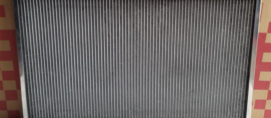 現代 HYUNDAI Santa Fe 全銻水箱現貨發售 Tel: 23344003