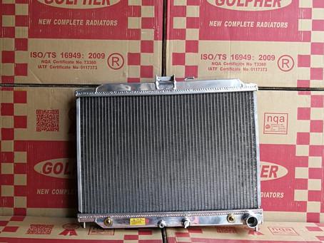 Nissan日產客貨車E26 VAN全銻水箱 現貨發售 Tel: 23344003