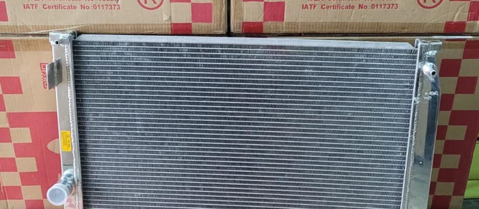 豐田TOYOTA ALPHARD  2.5 全銻水箱現貨發售 Tel:23344003