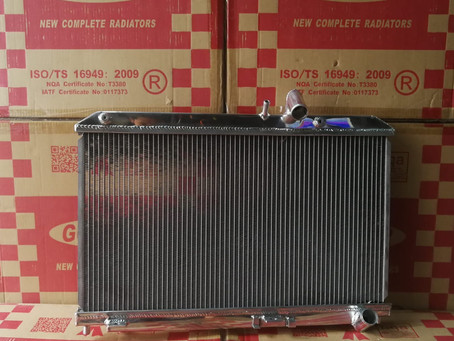MAZDA 萬事得 RX8 SE3P 全銻水箱特價發售 Tel: 23344003