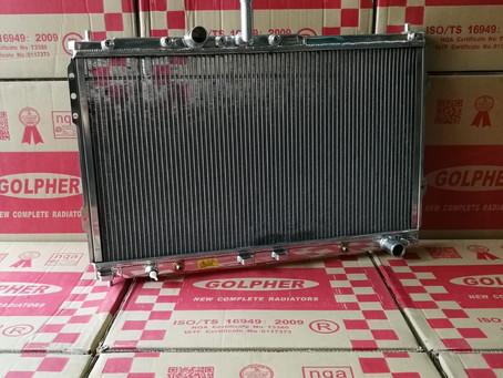 現代HYUNDAI H1 雙風扇罩款水箱 全銻水箱現價發售 Tel: 23344003
