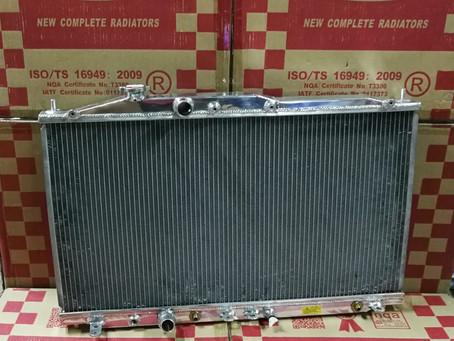 HONDA本田ODYSSEY RB1 RB2 全銻水箱特價發售 Tel: 23344003