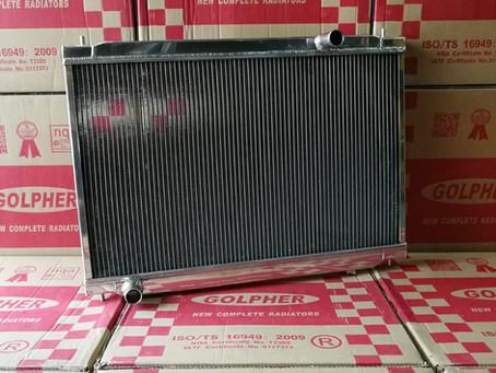 Nissan日產 GTR35 全銻水箱 現貨發售 Tel: 23344003