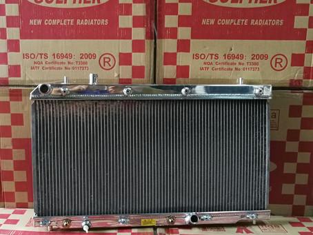 HONDA本田 SPIKE GK1 全銻水箱 現價發售 Tel: 23344003