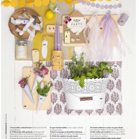 Country Homes and Interiors Magazine July 2016