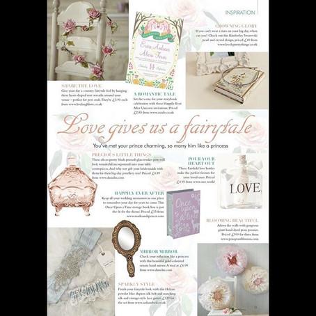 Fairytale Wedding- County Wedding Magazines