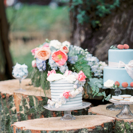 Style Me Pretty and Rustic Dutch Wedding Inspiration by Chymo & More