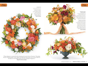 Wedding Flowers and Accessories Magazine Sept/Oct 2016