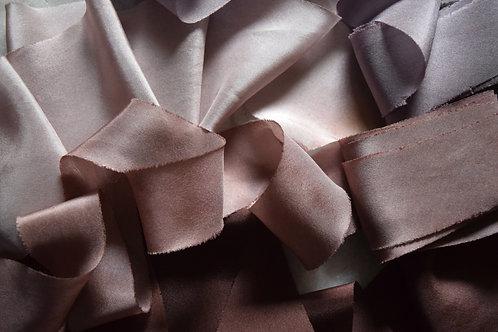 Chocolate Brown Ribbon Bundle