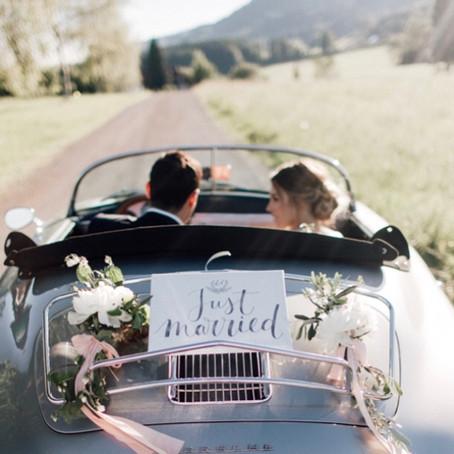 Bild - real wedding- Kevin Volland and Katja