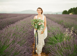 Fine Art Organic Provence Inspiration Shoot