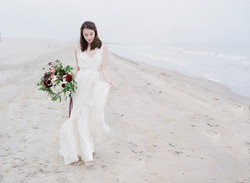 Romantic Coastal Editorial