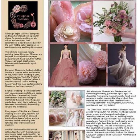 County Wedding Magazines And GWedding Directory
