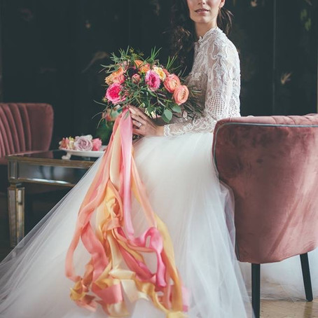 Brides Magazine May/June 2018