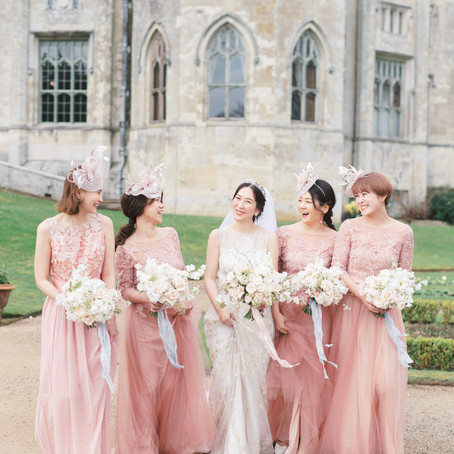 Archdays Japan - Sonoko and Lukes real wedding with Emma Pilkington Photography