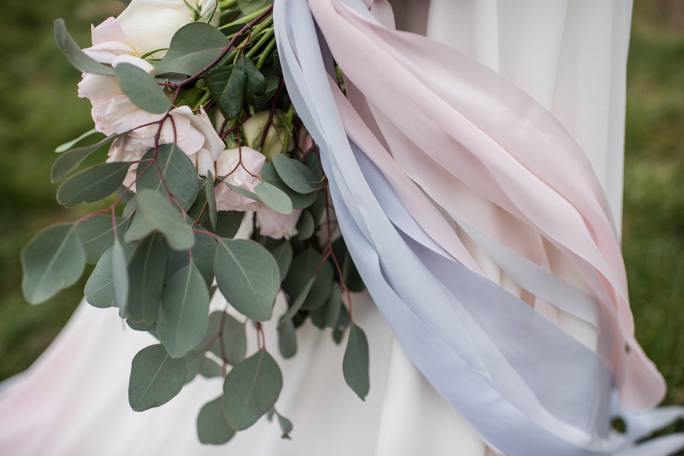 pantone ribbons wedding photography by Jane Beadnell Photography SML417