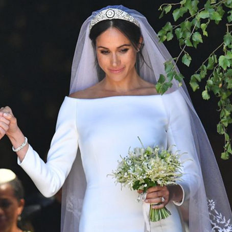 The Royal Wedding- Meghan & Harry - By Appointment!