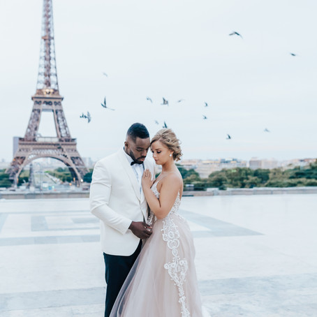 Wedding Ideas Magazine -Summer in Paris with Rebecca Carpenter Photography