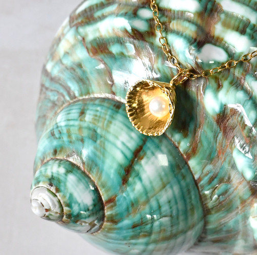 gold shell with pearl close up.jpg