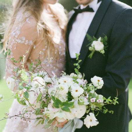 Grey Likes Wedding - Romantic Editorial with Julia Michaelsen Photography
