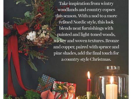 Country Homes & Interiors Magazine December 2018
